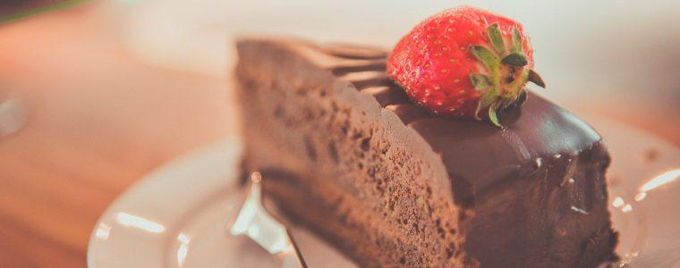 baniere gateau chocolat