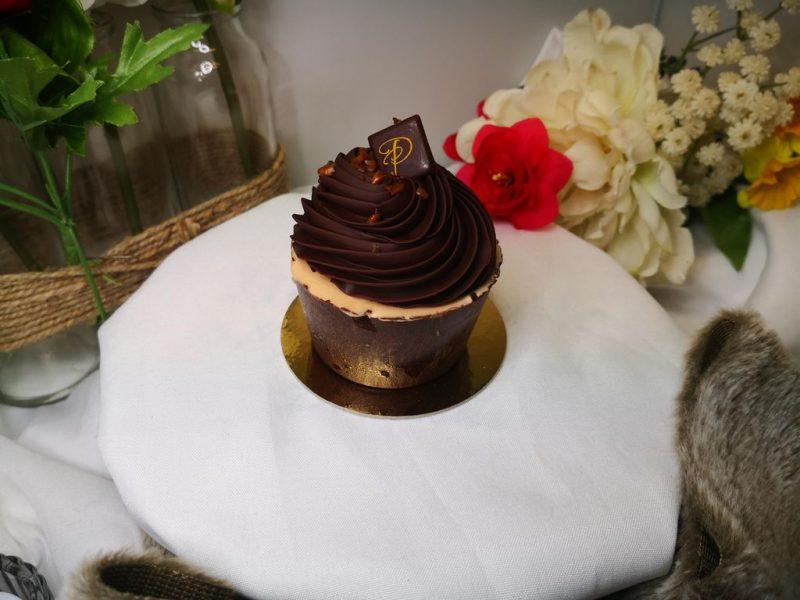 Tourbillon au chocolat